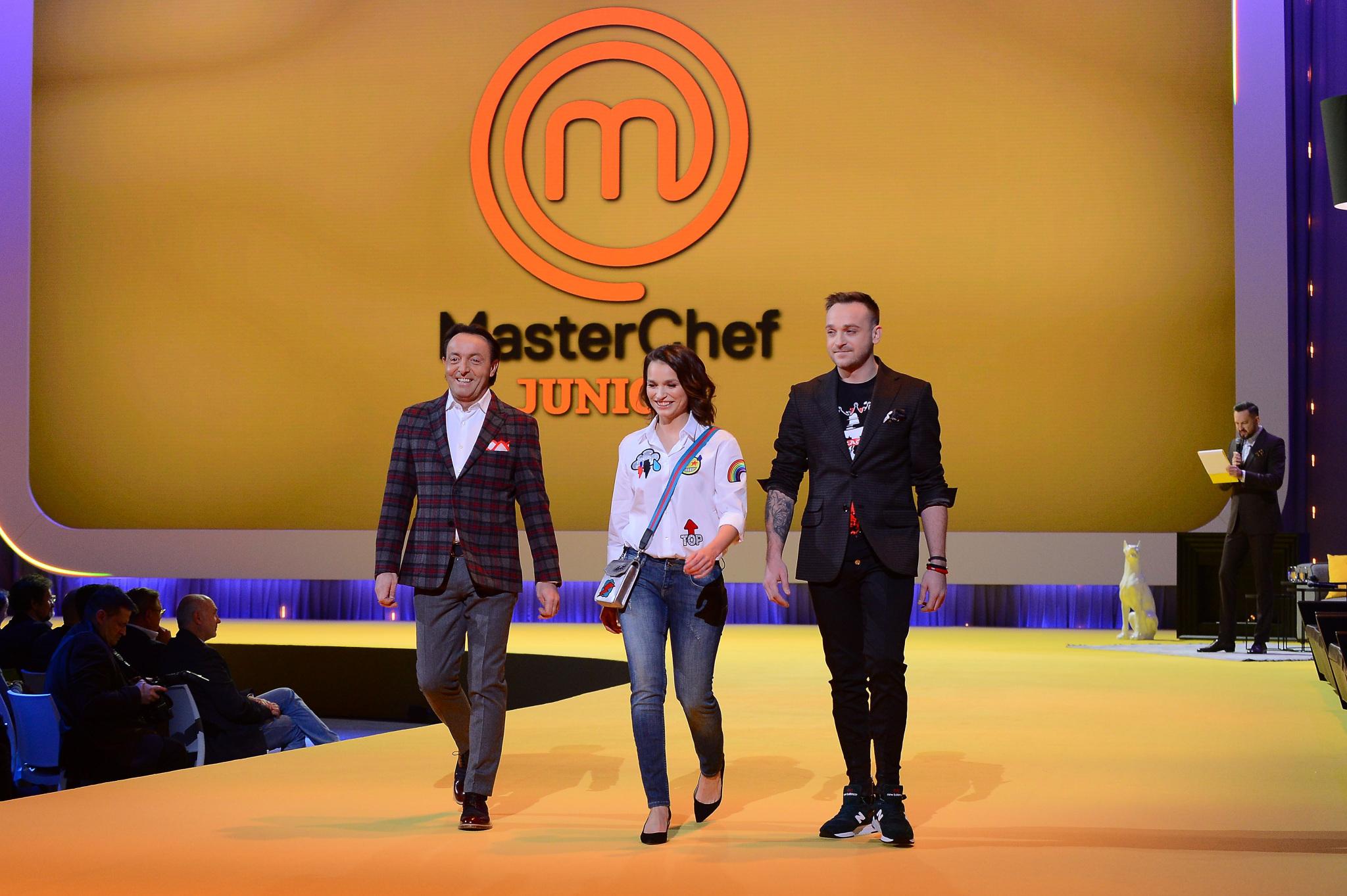 Michel Moran, Anna Starmach, Mateusz Gessler